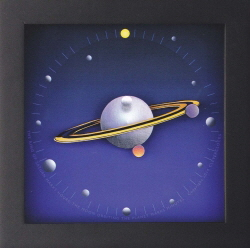 Clever Clocks Saturn2
